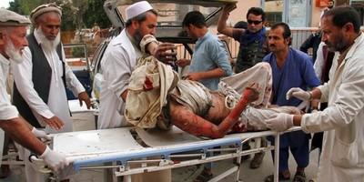 Otro ataque contra una mezquita deja al menos 62 muertos en Afganistán