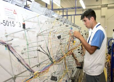 Exportación de Maquila mantiene ritmo positivo