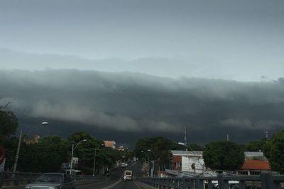 Continuarán lluvias y tormentas en 6 departamentos