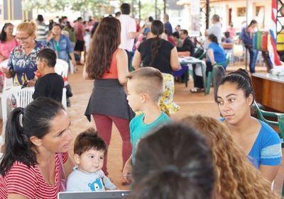 CMM brindó más de mil seiscientos servicios en Canindeyú