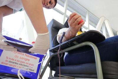 """Campaña de donación de sangre: """"Remangate por la vida """""""