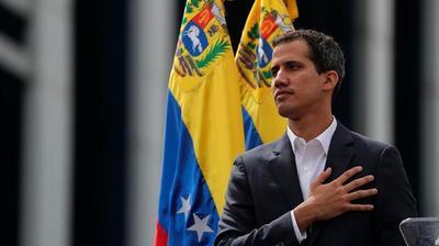 Fuertes acusaciones de Guaidó al Gobierno de Maduro