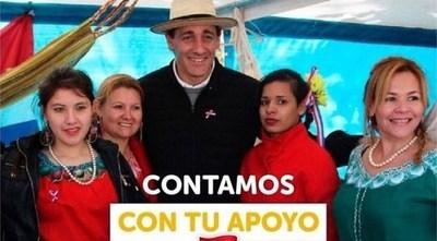INSÓLITO: UN INTENDENTE ARGENTINO HIZO UN SPOT DE CAMPAÑA EN GUARANÍ
