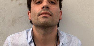 """Detuvieron al hijo del """"Chapo"""" Guzmán y lo volvieron a liberar después de batalla campal que dejó varios muertos"""