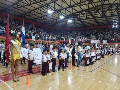 En marcha la XII Edición de los Juegos Inter Regionales del País