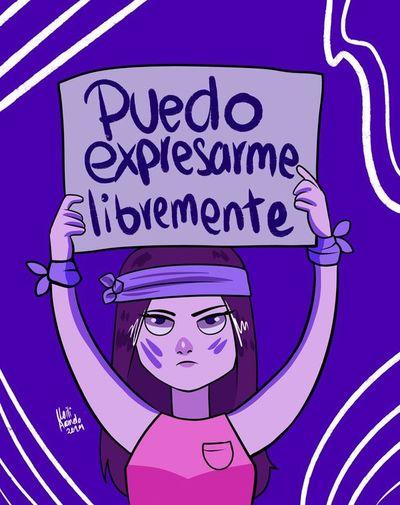Con una mordaza de impunidad, juez esteño intentó acallar protestas