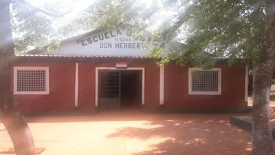 Una escuela será afectada por expropiación, según administrador de la estancia Alegría