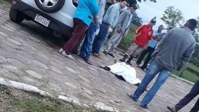 Nuevo caso de feminicio en Ñeembucú