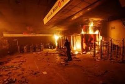 Estado de emergencia en Chile