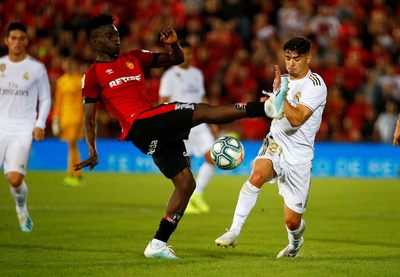El Real Madrid cae ante el Mallorca y cede el liderato