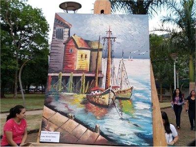 Jopara cultural aglutinó a artistas y otros en Ciudad del Este