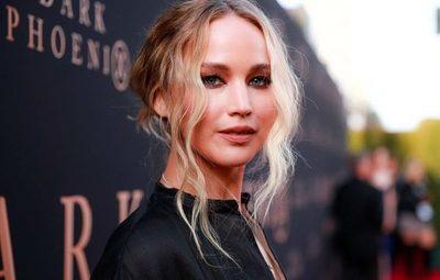 ¡Se casó Jennifer Lawrence!