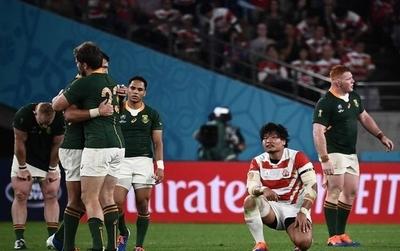 HOY / Sudáfrica pasa a semifinales y acaba con el sueño de Japón