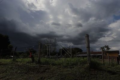 Anuncian alerta de tormentas para Canindeyú