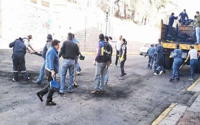 Limpian las calles de Quito luego de las intensas protestas