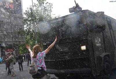 Paraguaya relata terror que se vive en Chile