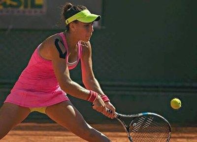 Lara se instala en la llave principal del ITF de Cúcuta