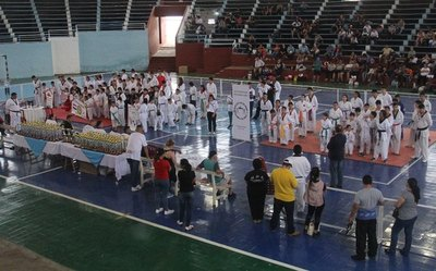 El taekwondo fue fiesta en el Guairá