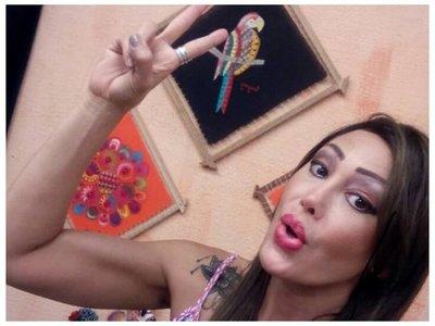 Paola Peralta contó que recibió una amenaza de muerte