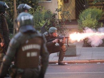 Última jornada de disturbios en Chile deja 3 muertos