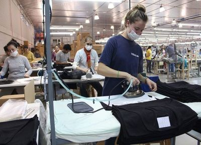 Exportación textil cayó 11,21% este año