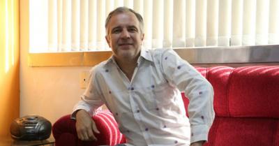 """Salvador Hícar: Nieto de un """"turco"""" que  se refugió en Paraguay'"""