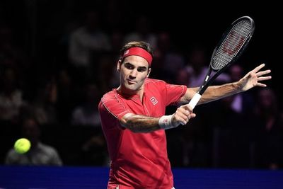 Federer gana en casa el partido 1.500 de su carrera