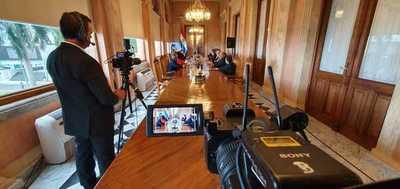Consejo de Ministros repasó ejecución en obras y perspectivas económicas en primera sesión pública