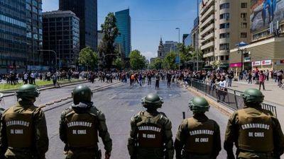 Las protestas en Chile registran 11 fallecidos