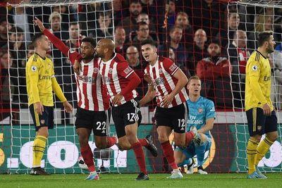 El Sheffield sorprende al Arsenal