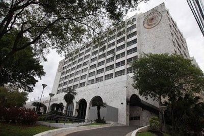 Control de PAP y mamografía frente al Palacio de Justicia