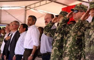 HOY / Militares niegan supuesto plan de conspiración contra Abdo