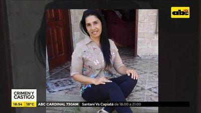 Caso de asesinato de docente en Ñeembucú