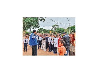 Loreto: Escolares piden seguridad vial tras dos  muertes