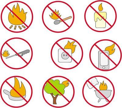 Cómo evitar los incendios