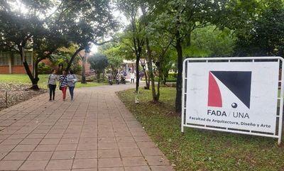 Rubros docentes, para administrativos en FADA
