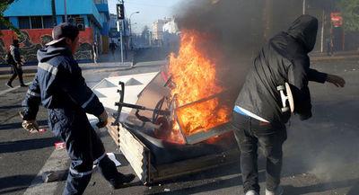 Alta comisionada de DDHH llama a diálogo para resolver crisis en Chile