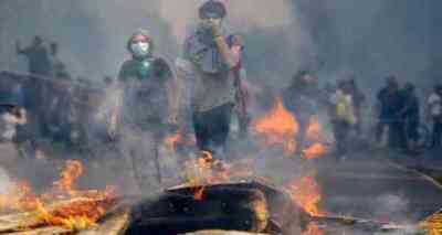 Ascendió a 13 el balance de muertos en Chile en medio de las protestas en todo el país