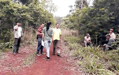 Deforestación en Maracamuá podría ser derivada a la fiscalía del ambiente