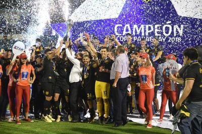 """""""Creamos la Supercopa Paraguay"""""""