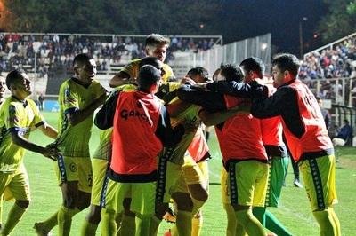 Capiatá vence a Santaní en el último partido de la Fecha 14