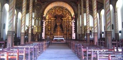 Dos empresas concluirán trabajos de restauración en la Iglesia de Yaguarón