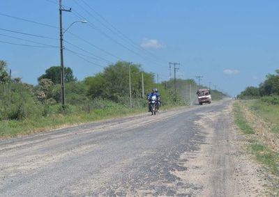 Diseño del proyecto para pavimentación de Ruta PY12 a punto de culminar