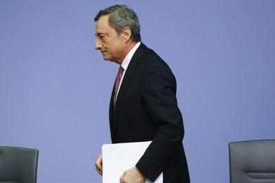 Draghi define política monetaria a 3 años