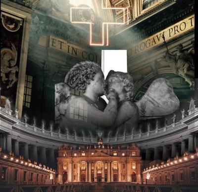 """Obra teatral """"El Corazón del Vaticano"""" se presenta en La Manzana"""