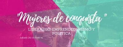 Conferencia Mujeres de Conquista