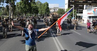 Aumentan a quince los fallecidos por las protestas en Chile