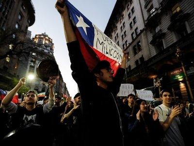 Gobierno de Chile informa de 15 muertes durante protestas