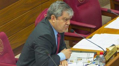 Riera considera que Senado debe rechazar expropiación de tierras en Tacuatî