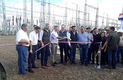 Nuevas obras de ampliación y modernización de la Subestación Itakyry